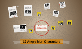 12 Angry Men Characters