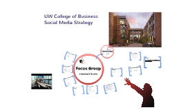 UW College of Business Social Media Strategy