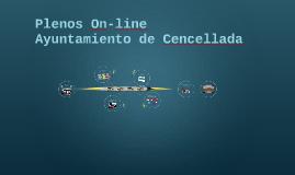 Copy of Plenos Ayuntamiento de Cencellada On-line