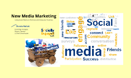 New Media Marketing:  Using Social Media to Promote your Business