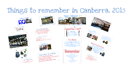 Last minute behaviour Reminders for Canberra