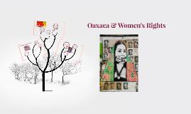 Oaxaca: Cultural Project