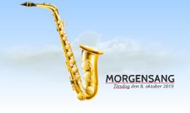 Copy of MORGENSANG