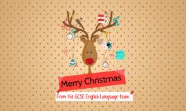 Christmas GCSE