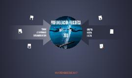 PROFUNDIZACIÓN FILOSÓFICA