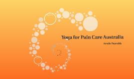 Yoga for Pain Care Australia