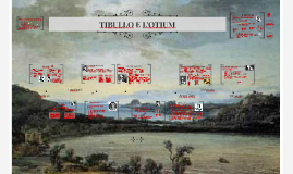 Copy of TIBULLO, PROPERZIO E L'OTIUM