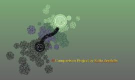 Copy of Comparison Project by Katia Zeydelis