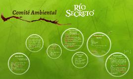 Comité Ambiental Río Secreto
