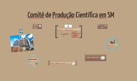 Comitê de Produção Científica