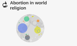 Abortion in world religion