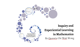 Inquiry and Experiential Learning in Mathematics
