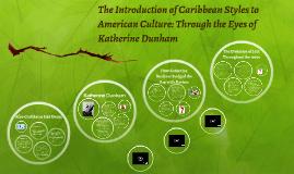 Katherine DUnhman Biography