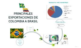 RELACIONES ENTRE COLOMBIA Y BRASIL