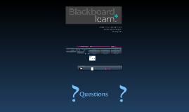 Blackboard 9.1 Upgrade Experience for Blackboard Conference