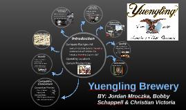 Yuengling Brewery