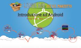 Introduzione ad Android 2014