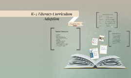 K-5 Literacy Curriculum Adoption