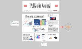 Población Nacional