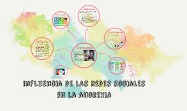 Copy of influencia de las redes sociales en la anorexia