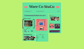 Ware Co StuCo