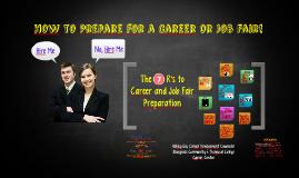 """7 """"R's"""" to Career Fair Success"""