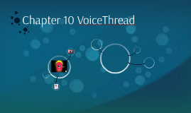 Copy of Chapter 10 VoiceThread