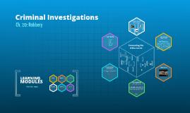 Criminal Investigations 10 of 15