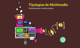 Tipologías de Multimedia
