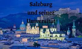 Salzburg und seiner Universität