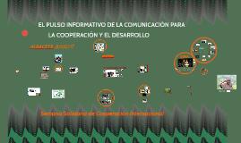 Comunicación para la cooperación y el desarrollo
