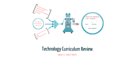 Technology Curriculum Review 2012-13