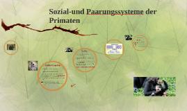 Sozial-und Paarungssysteme der Primaten