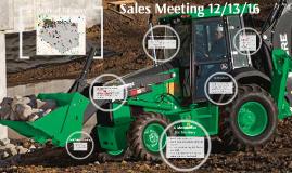 Copy of Sunbelt Sales Meeting