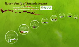 Copy of Green Party of Saskatchewan