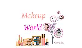 Cosmetics Word