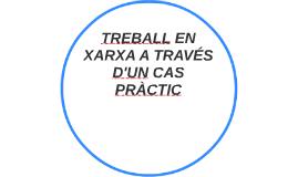 TREBALL EN XARXA A TRAVÉS D'UN CAS PRÀCTIC