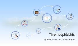 Thrombophlebitis