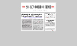 2016 CAEYC CONFERENCE