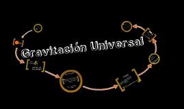 Copy of Ley de Gravitación Universal