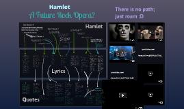 Hamlet Journal II