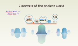 7 marvels of the ancient world