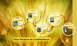 Sitios Turísticos de Cundinammarca