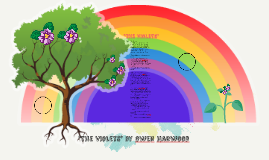 the violets by gwen harwood Gwen harwood holds a celebrated place in australian poetry and culture gwen harwood, selected poems skip to sections  in the violets,.