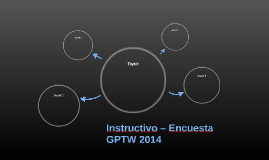 Instructivo – Encuesta GPTW 2014