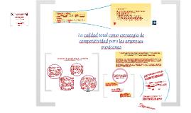 Copy of La calidad total como estrategia de competitividad para las