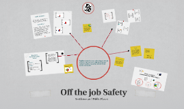Copy of Copy of Off the job Safety