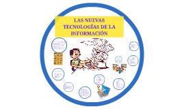 LAS NUEVAS TECNOLOGÍAS DE LA INFORMACIÓN