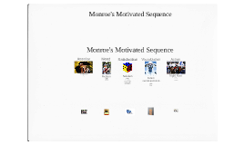 Monroe's Motivated Sequence short version