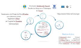 Copy of Copy of Présentation PFE Prezi